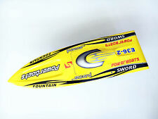 DTRC E36 Sword RC Boat Remote Control Speed Racing Boat Electric Power RC Model