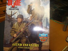 GI Joe 442nd Infantry Nisei Soldier Classic Collection