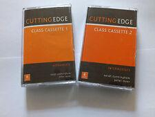 Cutting Edge - Intermediate - Class Cassette 1 and 2   £19.99 New Free P & P