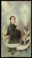santino-holy card ediz. NB**** n.704 S.GEMMA GALGANI