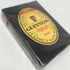 GUINNESS EXTRA STOUT SEALED PACK OF BREWERIANA PLAYING CARDS New