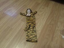 NOVELTY CHILDREN'S TIGER THEMED SCARF WITH HEAD, LEGS AND TAIL BY NABCO