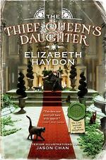 The Thief Queen's Daughter (The Lost Journals of Ven Polypheme)