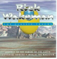 CD album RICK WAKEMAN CLASSIC TRACKS * DISC-COUNT SHOP ( hallmark )