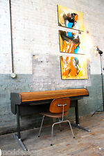 HERMAN MILLER GEORGE NELSON VINTAGE 1970's ROLL TOP DESK