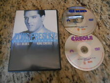Elvis Presley Double-Feature / King Creole & G I Blues