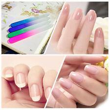 WDS Strumenti Nail Polish Nail Care File Manicure cristallo chiodo chiodo File