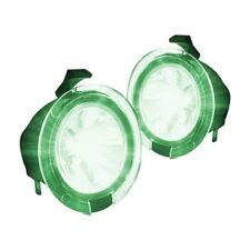 Recon 264242GN - Green High Power LED Mirror Puddle Light Kit Ford F-150 09-14