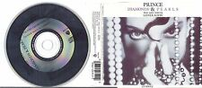 PRINCE & The new Power Generation MAXI CD ---Diamonds and Pearls 4 Tracks