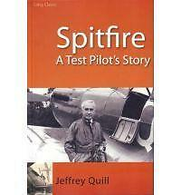 Quill, Jeffrey-Spitfire  BOOK NEW