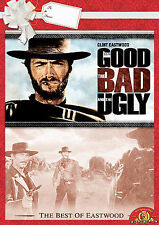 The Good, the Bad and the Ugly by Clint Eastwood, Eli Wallach, Lee Van Cleef, A