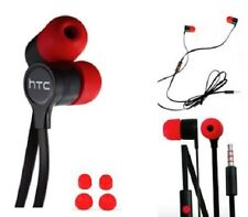GENUINE BY BEATS HTC PHONE IPHONES SAMSUNG GALAXY PHONES WITH RED EAR BUDS MIC
