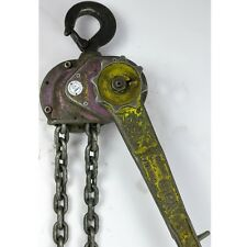 Yale D85 Train hub / Pul-Lift Ratchet Ratchet lever hoist Chain hoist 1,5 Tons