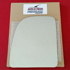 NEW Mirror Glass FORD TRUCK VAN DRIVER Left Side TOW TOWING LH **FAST SHIPPING**