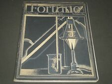 1935 APRIL FORTUNE MAGAZINE - GREAT COVER & ADS - F 62