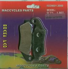 Honda Disc Brake Pads XR230 2005-2008 Front (1 set)