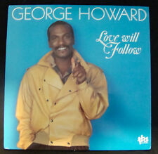 George Howard – Love Will Follow – TBA TB210 – 1986
