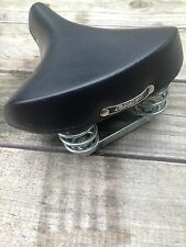 Lepper Bicycle Saddle Leather Made in Holland Bike Touring Seat