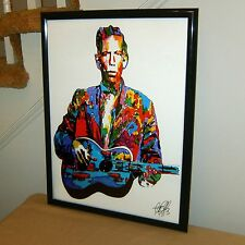 Charlie Patton, Delta Blues, Guitar Player, Slide Guitar, 18x24 POSTER w/COA