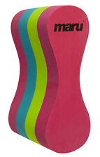 Maru Junior Pull buoy   Pink/Lime/Blue