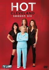 Hot in Cleveland The Complete Sixth Season 6 (DVD 2016 3-Disc) NEW