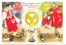 Jersey Football Assoc.Centenary mnh sheet