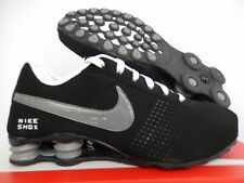 NIKE SHOX DELIVER BLACK-COOL GREY-WHITE-ANTHRACITE SZ 7.5 [317547-015]