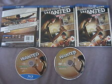 Wanted de Timur Bekmambetov avec Angelina Jolie, collector Blu-ray+DVD, Action