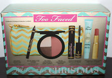 Too Faced All I Want For Christmas 5 Piece Makeup Set + Cosmetic Bag **REDUCED