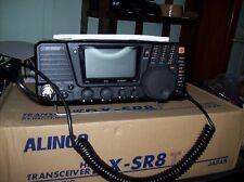 ALINCO DXSR8T HF TRANSCEIVER 160-10MTRS  100WATT