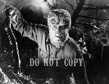 Wolfman #01 8.5 x 11in Glossy Photo Lon Chaney Jr
