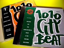 1010 CITY BEAT CD 1 & 2 / COUNT BASIC BEAT 4 FEET MIKE MAJZEN TWILIGHT POGO DEEN