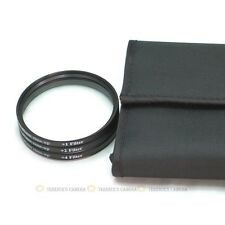 52 mm 52mm Macro Close-Up +1 +2 +4 Close Up Filter Kit