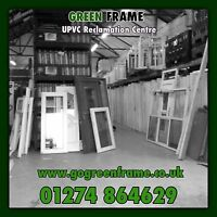 UPVC RECLAMATION CENTRE, Used, Reclaimed, Refurbished, Recycled, Windows, Doors,