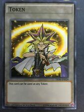 Yugioh Yami Yugi Token Yellow TKN4-EN029 Super Rare Near Mint Fast Shipping!