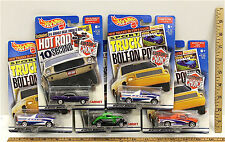 Hot Wheels Target Excl Editor's Choice Sport Truck Hot Rod Series 5 Pc Lot 2000