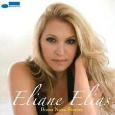 "Eliane Elias ""Bossa Nova Stories"" CD NUOVO"