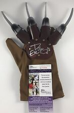ROBERT ENGLUND signed GLOVE A Nightmare on Elm Street St FREDDY KRUEGER Prop JSA
