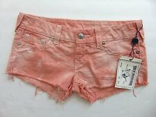 $150 WOMEN'S TRUE RELIGION JEANS CUTOFF SHORTS SIZE 29 NEW WITH TAGS