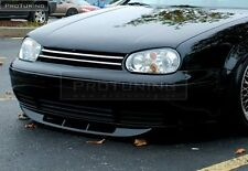VW Golf MK4 4 IV Front Bumper spoiler 25th GTI LIP Chin Valance Splitter Skirt R