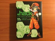Hack-The Legend of the Twilight Bracelet: v.1 by Tatsuya Hamazaki (Paperback)