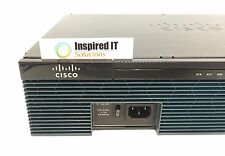 CISCO2911-V/K9 Cisco 2911 Voice Bundle, PVDM3-16, UC License PAK *Same Day Ship*