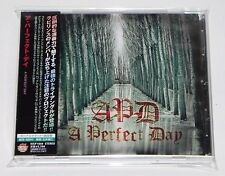 A PERFECT DAY / A Perfect Day JAPAN CD w/OBI  Labyrinth, Andrea Cantarelli