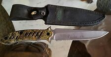 "Remington Sportsman F.A.S.T. Fixed Blade Knife 10 1/2"" overall. 5 1/2"" blade."