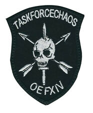 Special Forces Pocket Patch 20th SFG(A) AOB 2230 TF Chaos