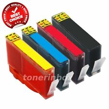 4 Pack 564XL Compatible Ink Cartridge For Photosmart 6510 6520 7510 7520