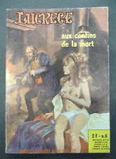 lucrece 6 aux confins de la mort  elvifrance 1973