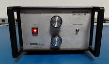 Noisecom  NC6112-02 1GHz-2GHz 110 dB attenuator in 1dB steps opt-2 2 attenuators
