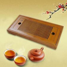 Portble Small Tasteful * Bamboo Gongfu Tea Table Serving tray 27*13.7cm X