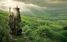 "20x30"" LORD OF THE RINGS GANDALF LARGE CANVAS PRINT READY TO HANG"